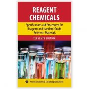 Livro - Reagent Chemicals: Specifications and Procedures for Reagents (ACS Professional Reference Book) 11th Edition