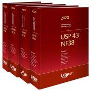 Livro - USP 43 NF 38 Pharmacopeia Americana 2020