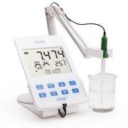 Medidor de pH/ORP de Bancada Edge Cal Check 220V ref. HI2002-02