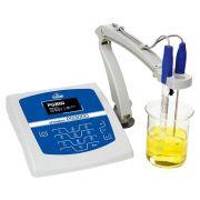 Medidor de pH de Bancada Microprocessado Bivolt Ref. PG 3000