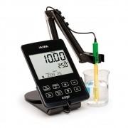 Medidor Multiparâmetro de Bancada / Portátil Edge USB EC/TDS/Salinidade 220V Ref. HI 2030-02