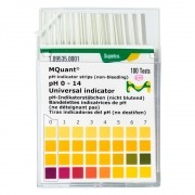 Papel Indicador de pH (0-14) Merck
