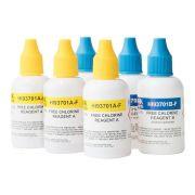 Reagentes para Cloro Livre DPD com 300 Testes Ref. HI 93701-F
