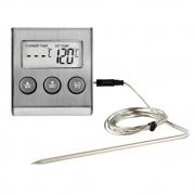 Termômetro Culinário Digital para Forno com Sonda -26+250ºC T-DIV-0126.00