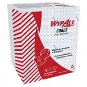 Wiper Wypall X50 Simplimax Cores (34x29cm) AZUL Pacote com 50 panos