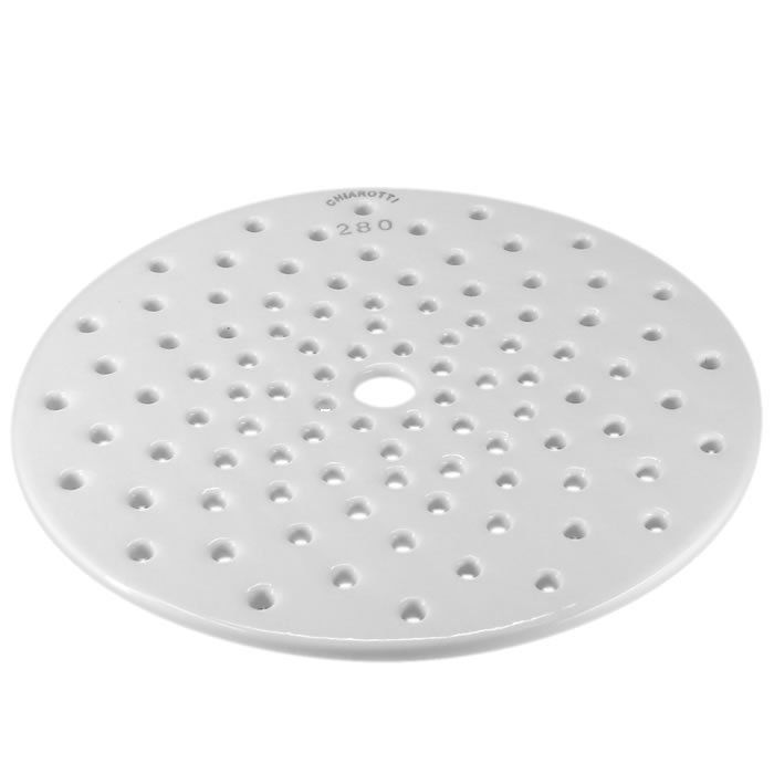 Placa de Porcelana para Dessecador (Disco)