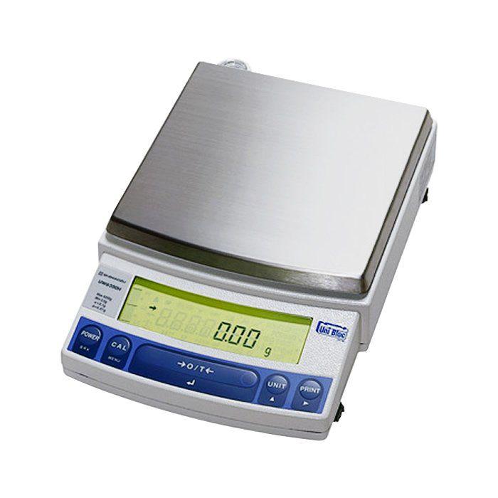 Balança Decimal 8200g Divisão 0,1g Bivolt Unibloc Ref. UX8200S