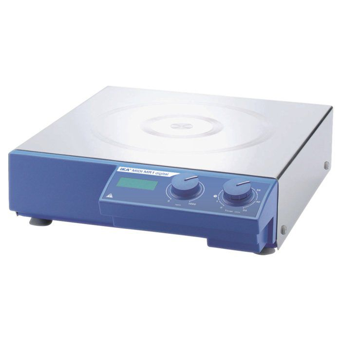 Agitador Magnético Sem Aquecimento Midi MR 1 DIGITAL 50L -230V