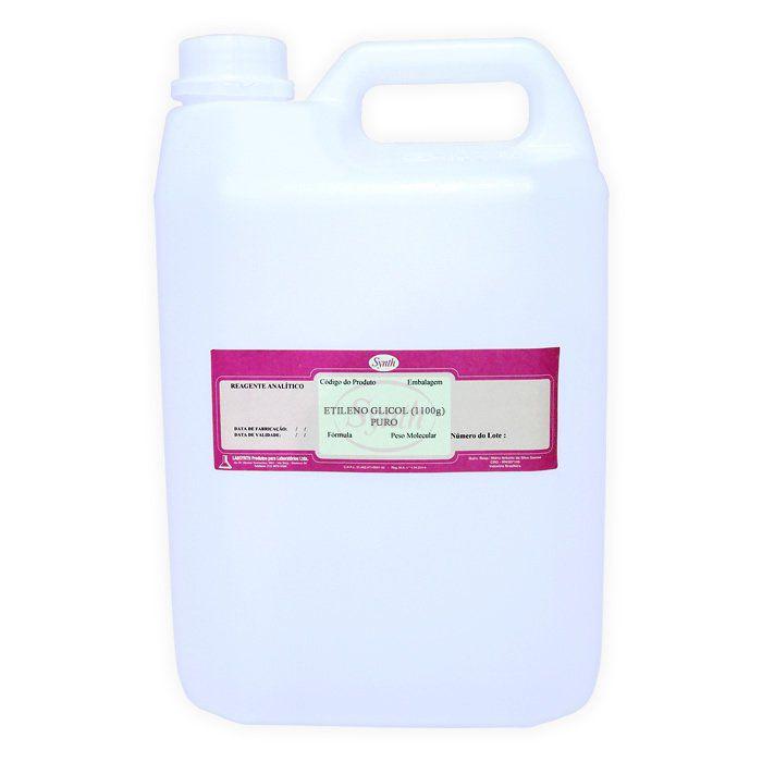 Etileno Glicol  (1100g) PURO - Embalagem 5000mL