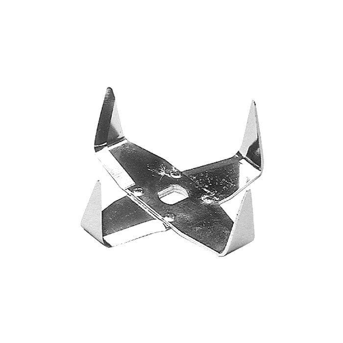 Lâmina de Corte em Aço Inox Tipo Estrela Para A-10 Ref. A17