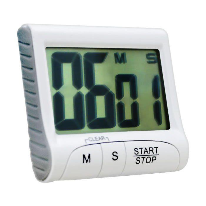 Cronômetro Digital com Alarme (Timer Digital)