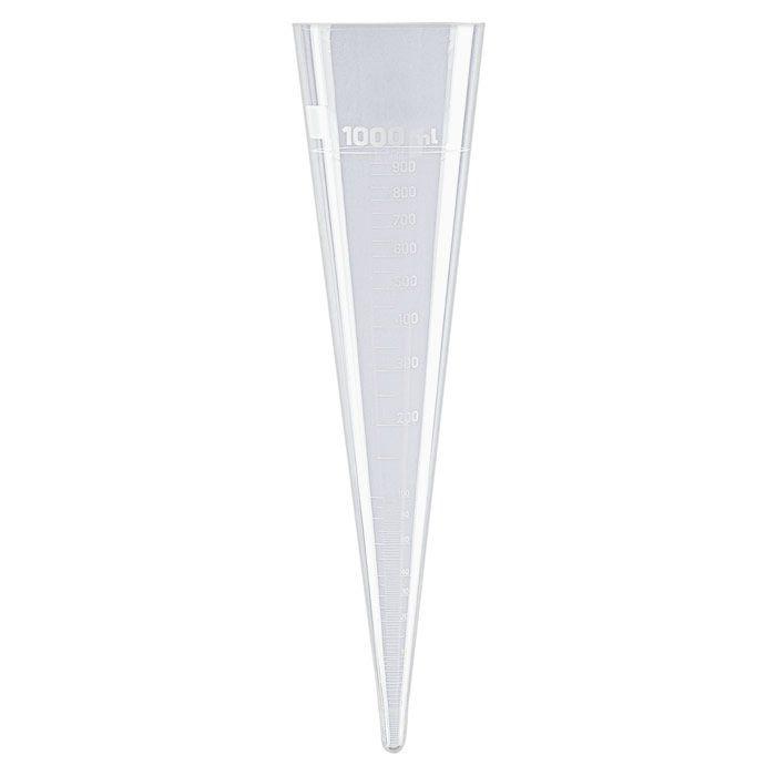 Cone de Sedimentação Imhoff em Vidro Graduado 1000mL