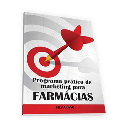 Livro - Programa Prático de Marketing para Farmácias 1ª Edição