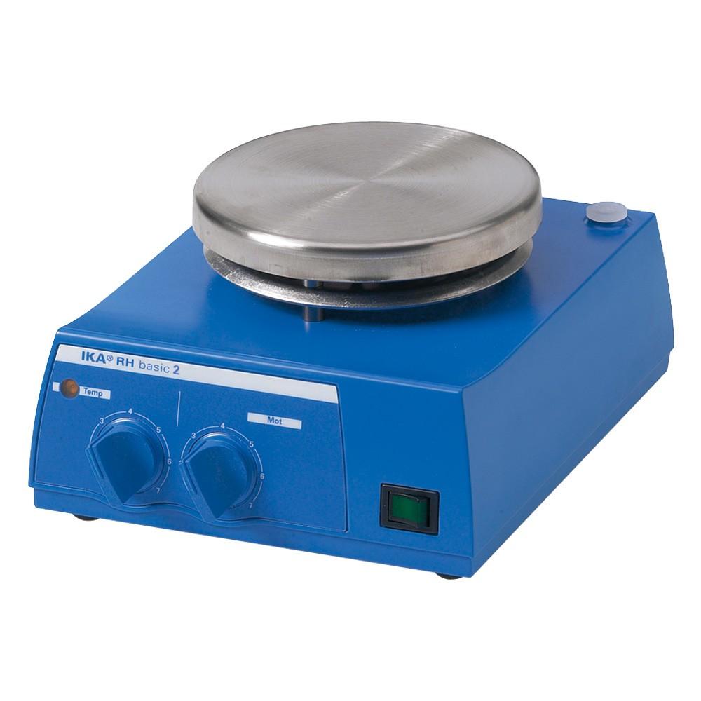 Agitador Magnético com Aquecimento 320ºC RH BASIC 2 230V