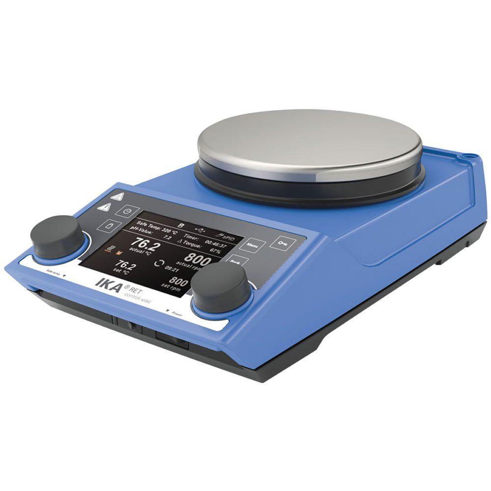 Agitador Magnético com Aquecimento Digital 20L 220V Ret Control-Visc