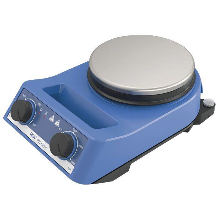 Agitador Magnético com Aquecimento RH Basic 230V