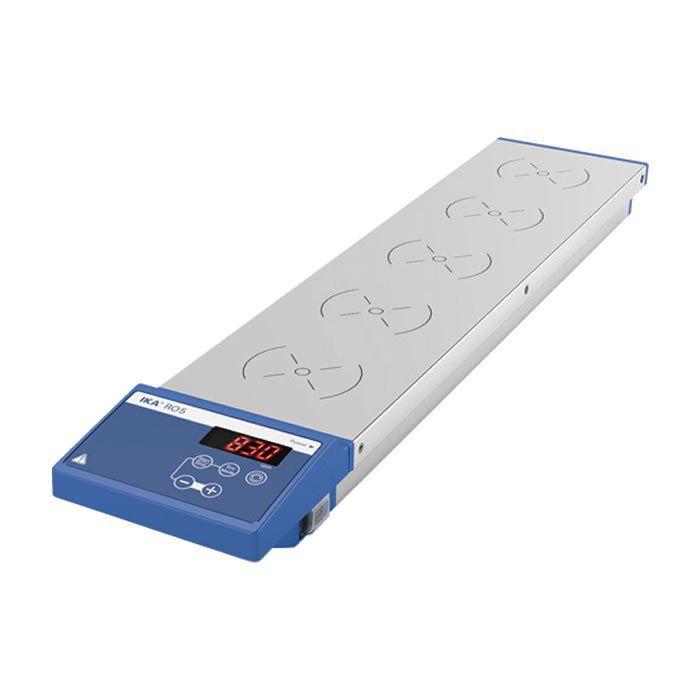 Agitador Magnético sem Aquecimento 2 Litros 5 posições RO5 Digital 230V