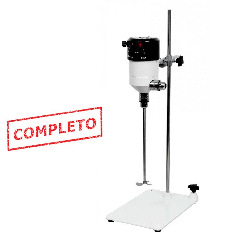 Agitador Mecânico Digital 25 Litros 5000 RPM Bivolt - Ref. 713DS