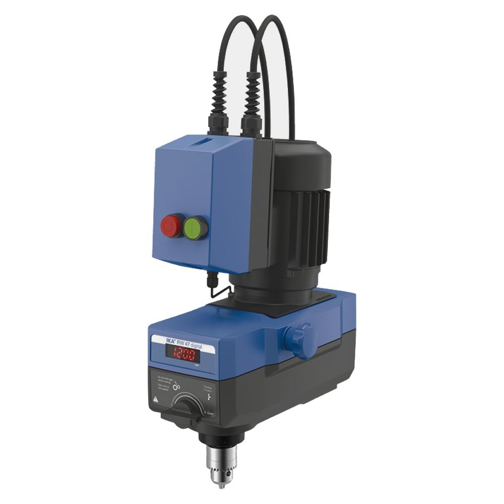 Agitador Mecânico Digital 200 Litros RW47 Ref. 4050010