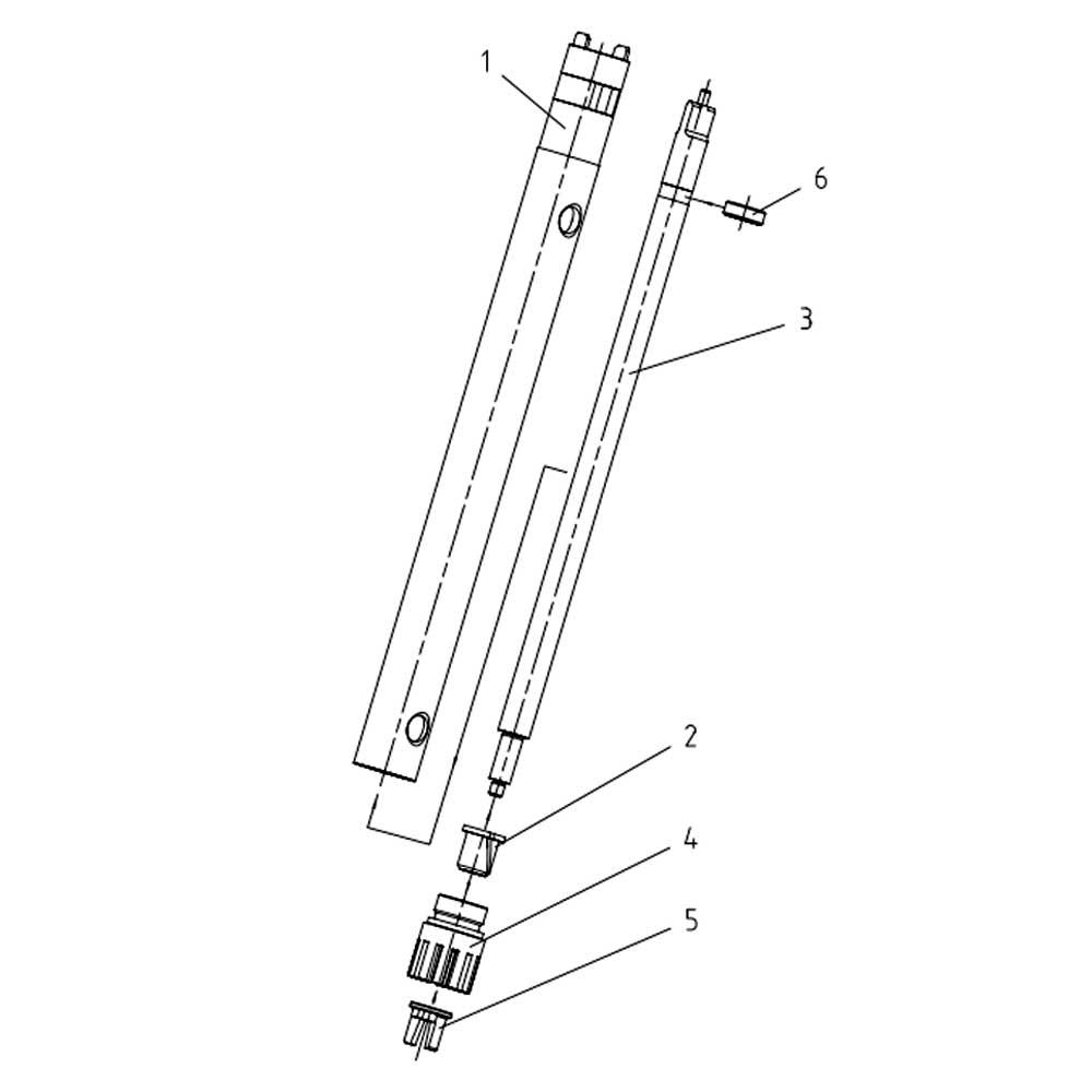 Anel do Eixo do motor S18N-19G Ref. L004880