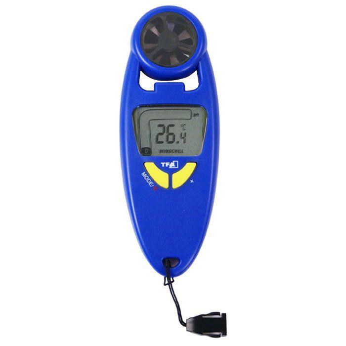 Anemômetro Digital Portátil -30+60ºC Ref. 7607.01