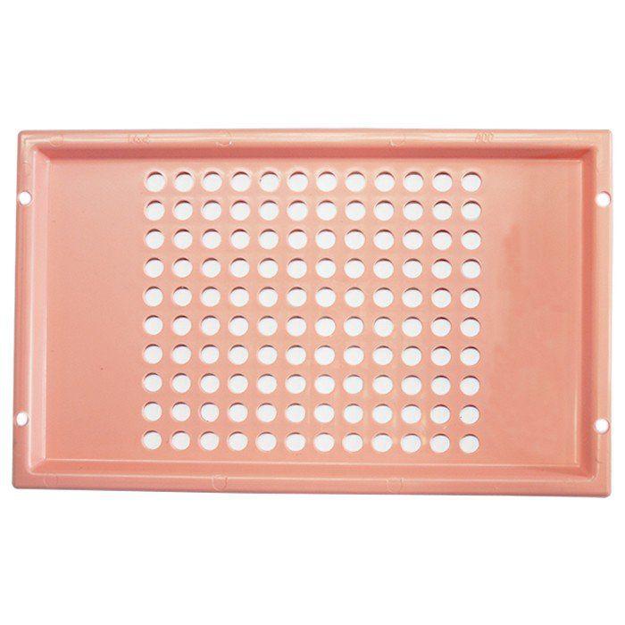 Bandeja 120 furos para Encapsuladora Color Plus Rosa