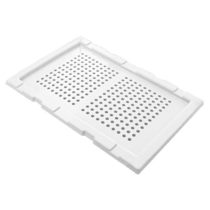 Bandeja 240 furos para Encapsuladora Color Plus Branca