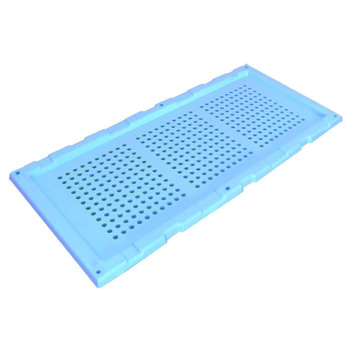 Bandeja 360 furos para Encapsuladora Color Plus Azul