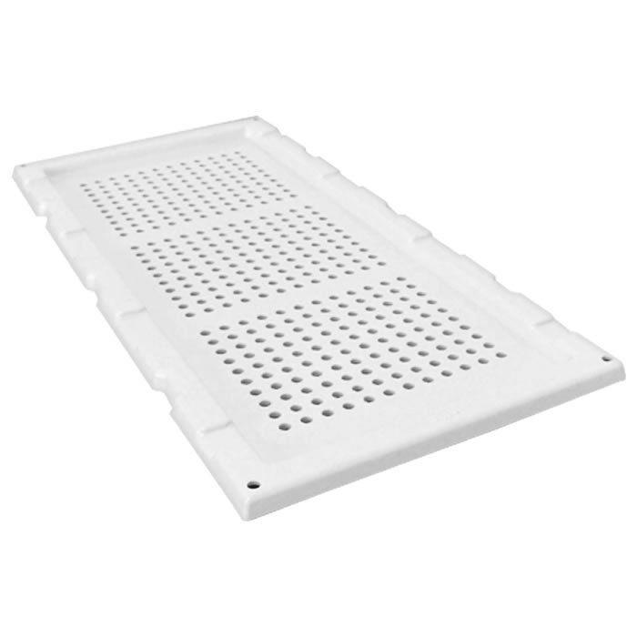 Bandeja 360 furos para Encapsuladora Color Plus Branca