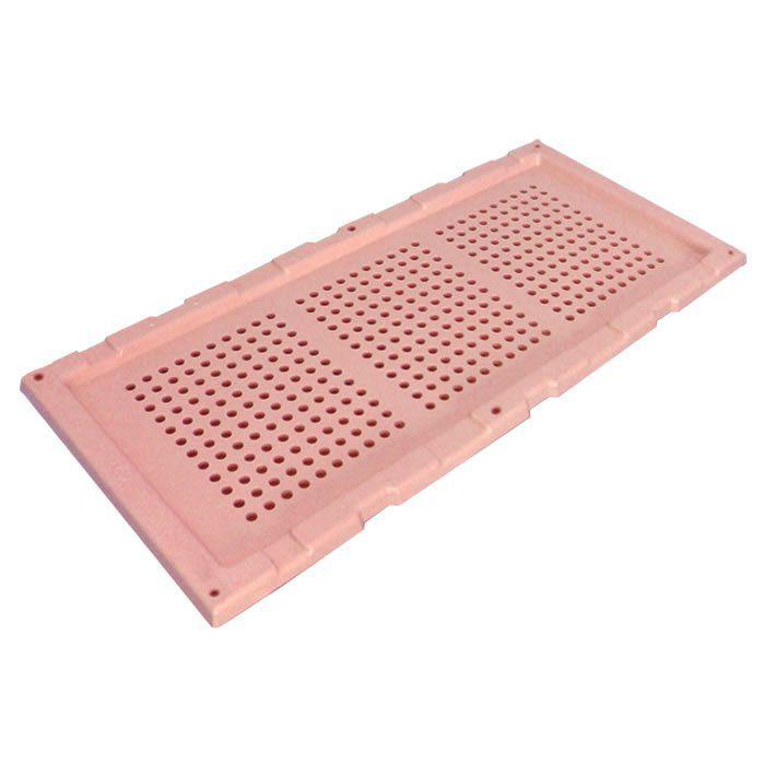 Bandeja 360 furos para Encapsuladora Color Plus Rosa