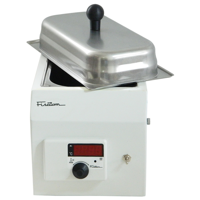 Banho de Aquecimento em Aço Inox 6 Litros 95ºC Ref. 562