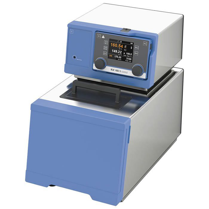 Banho de Circulação 5-7 Litros 250ºC 26l/min  Ref. HBC 5 CONTROL 230V