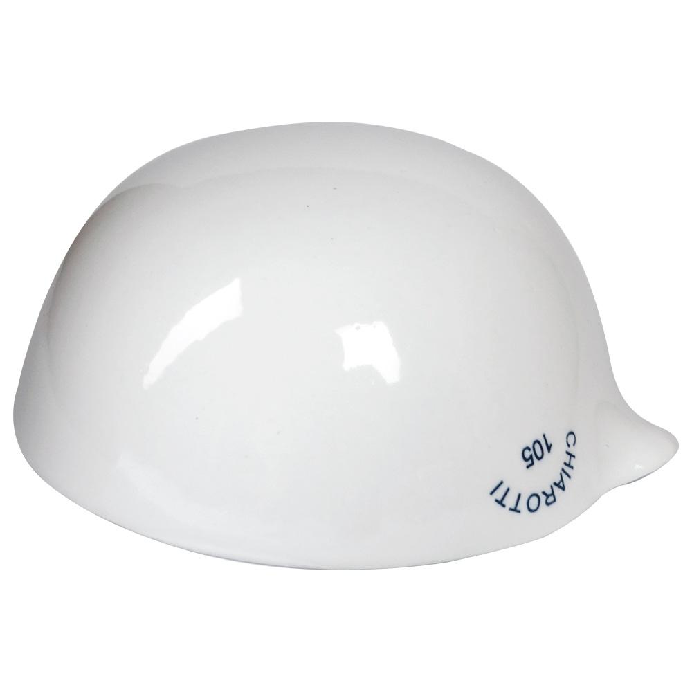 Cápsula de Evaporação em Porcelana Fundo 100% Redondo 170mL