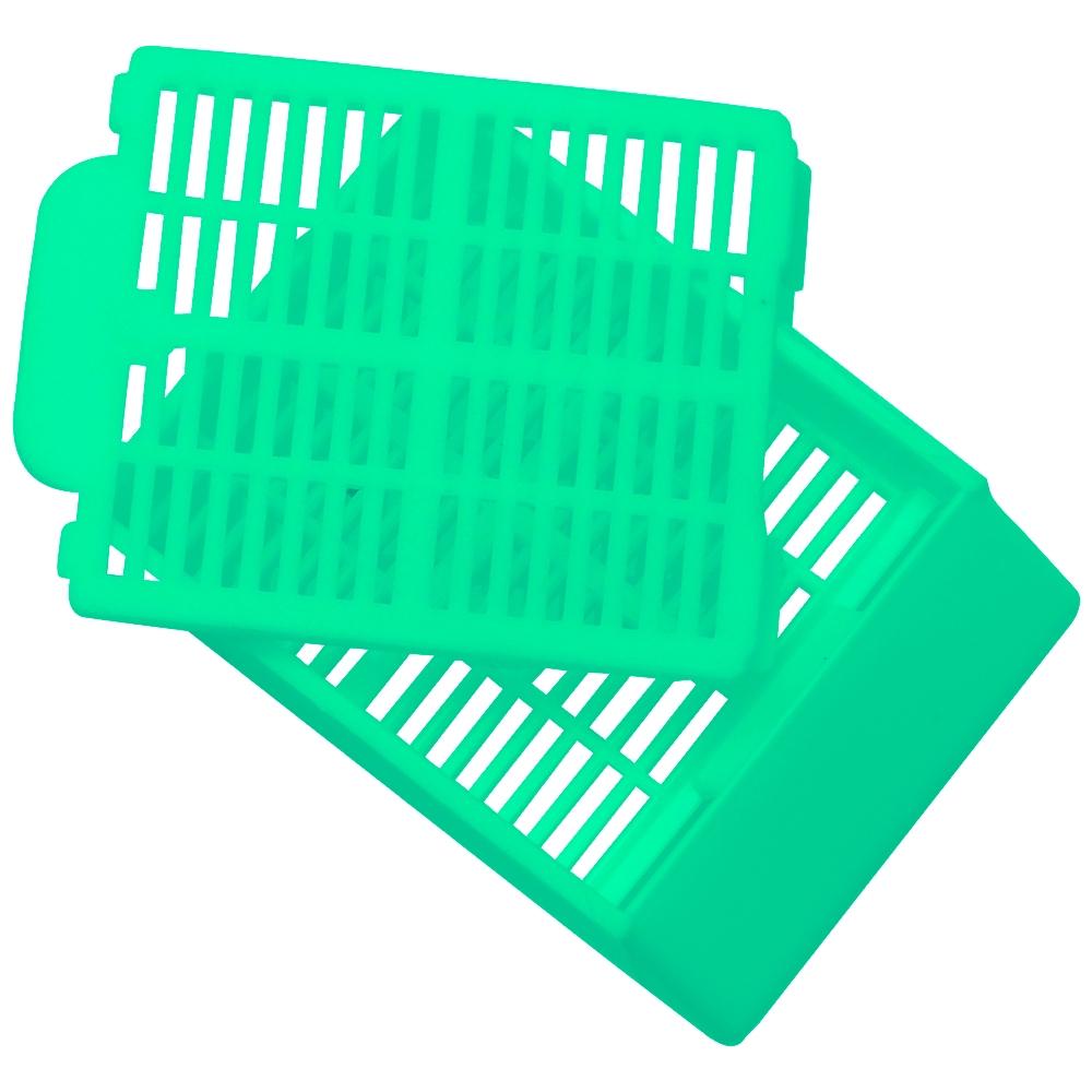 Cassete Histológico Verde
