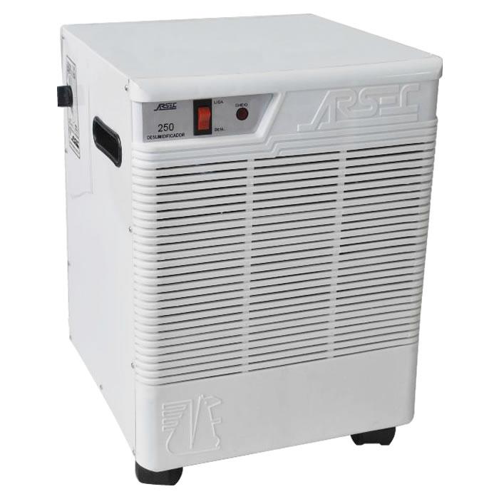 Desumidificador de Ar 300m3/h com Degelo, Dreno e Filtro