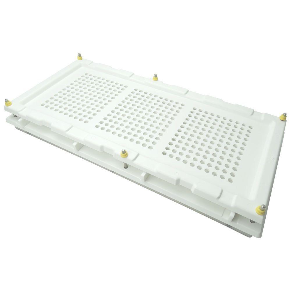 Encapsuladora Manual 360 furos Color Plus Branca