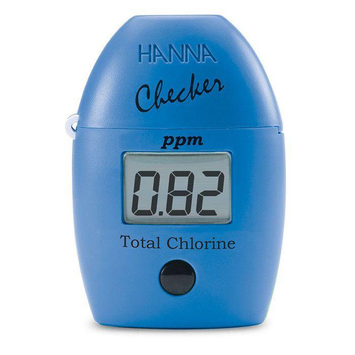 Fotômetro de Bolso para Cloro Total Ref. HI 711