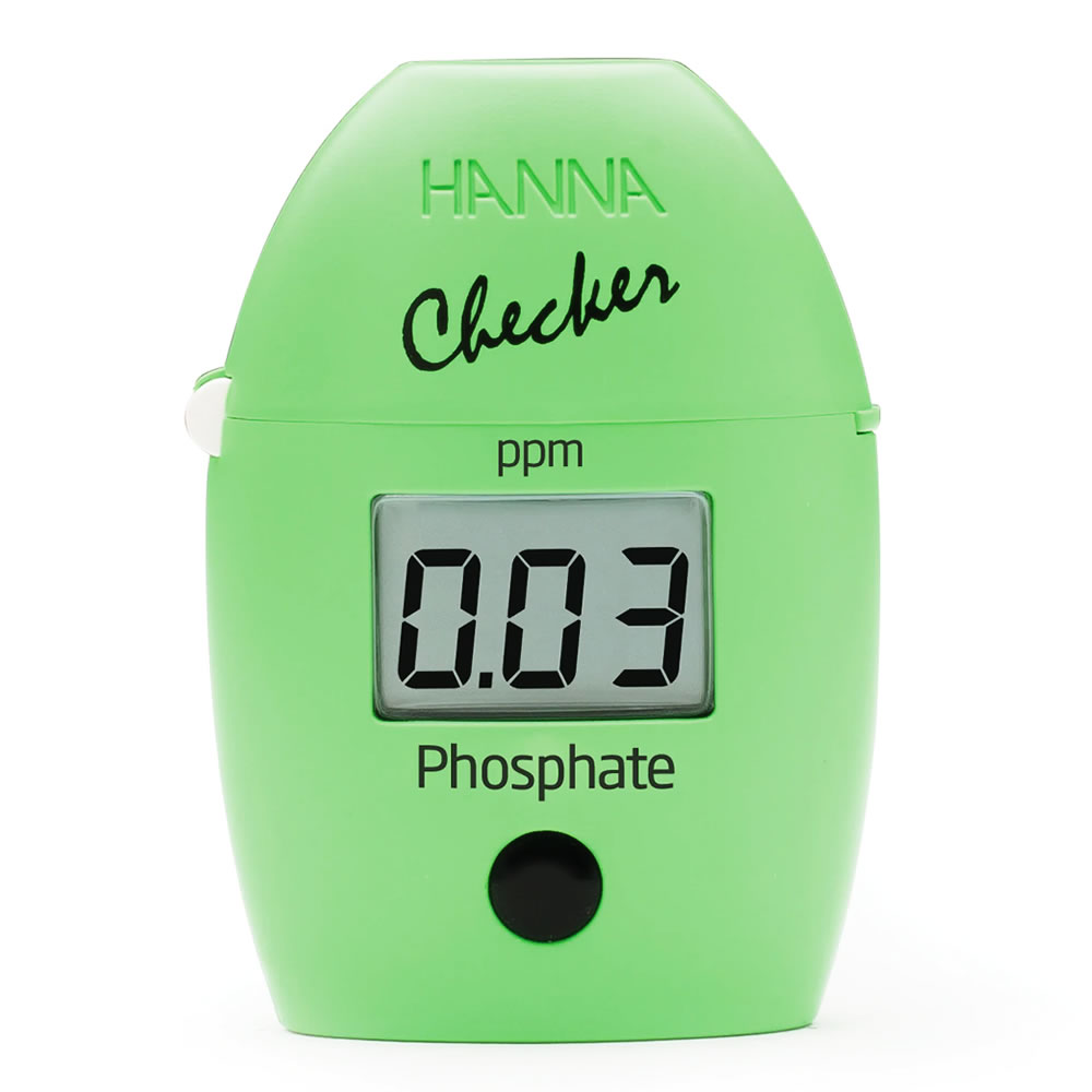 Fotômetro de Bolso para Fosfato Faixa Baixa Ref. HI 713