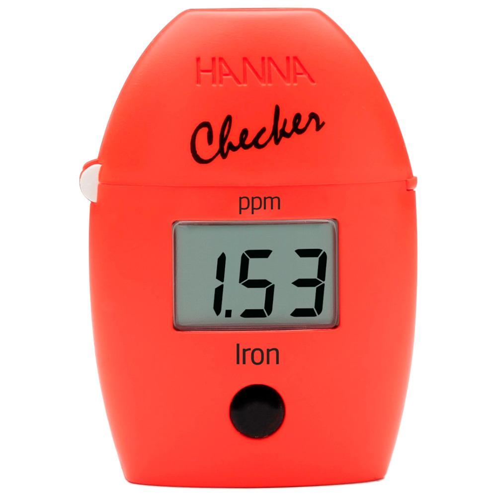 Fotômetro de Bolso para Medição de Ferro Ref. HI 721