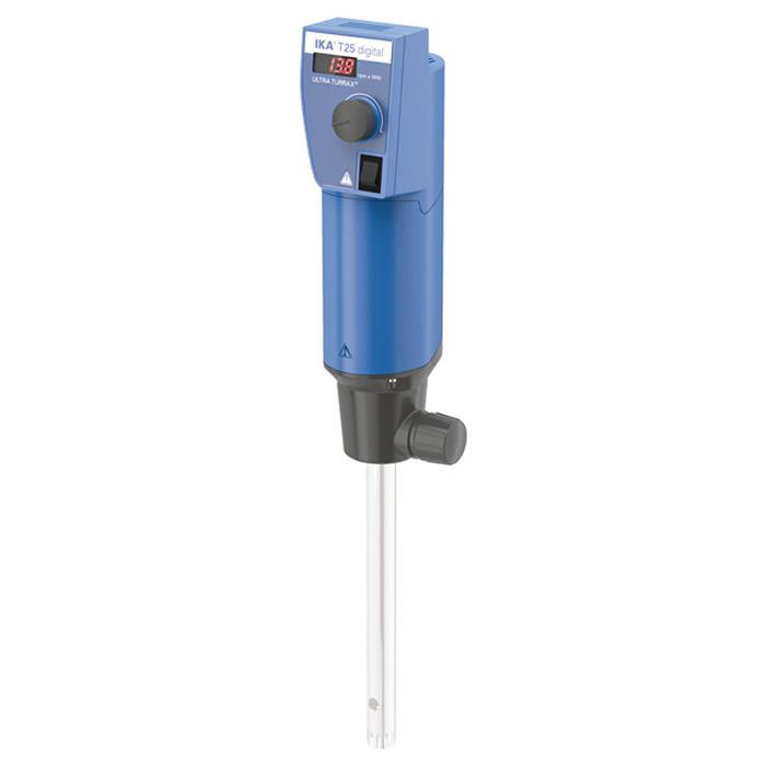 Homogenizador T25 Digital Ultra Turrax 100-2000mL 230V (NEW)