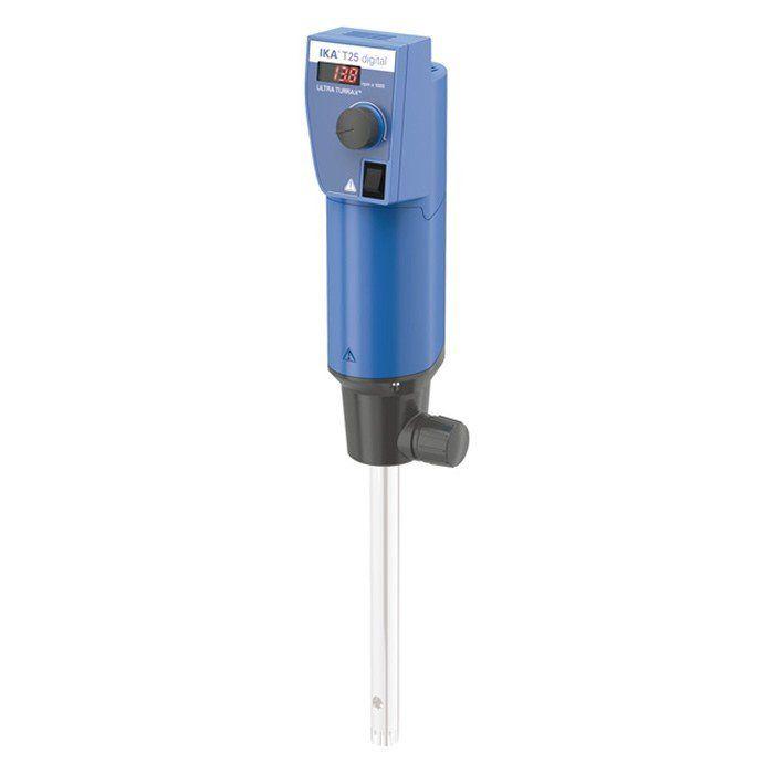 Homogenizador T25 Digital Ultra Turrax 10-1500mL 230V