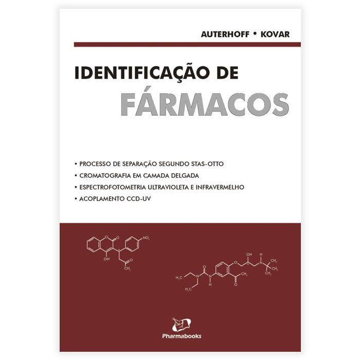 Livro - Identificação de Fármacos 1ª Edição