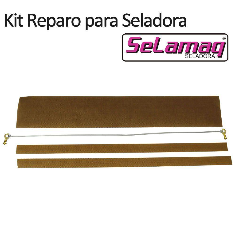 Kit Reparo (Resistência + Teflon) para Seladora MT 300 - 30cm (MODELO ANTIGO)