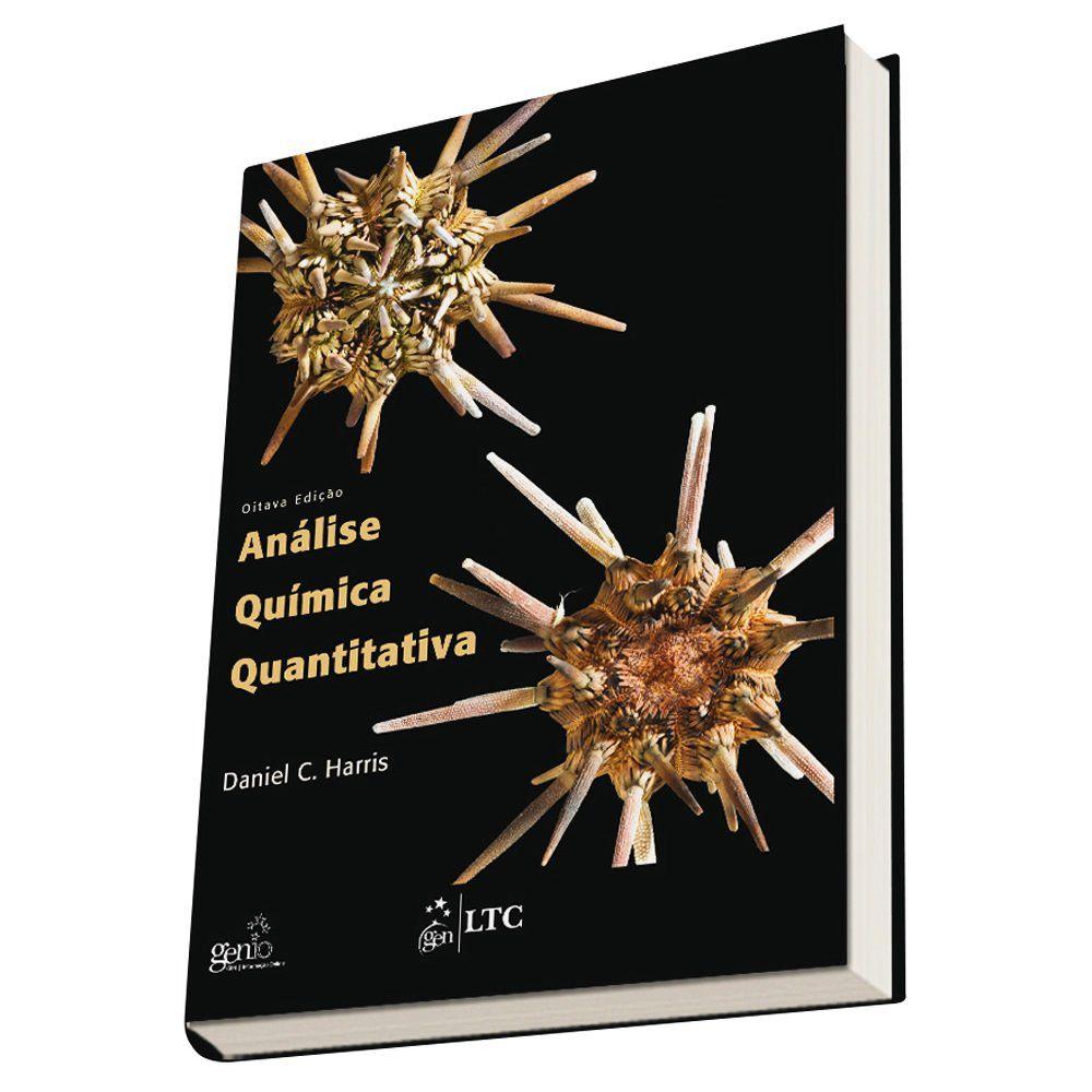 Livro - Análise Química Quantitativa - 8ª Edição