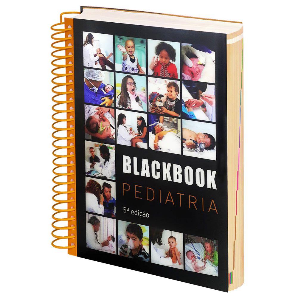 Livro - Blackbook Pediatria 5ª Edição Ano 2019