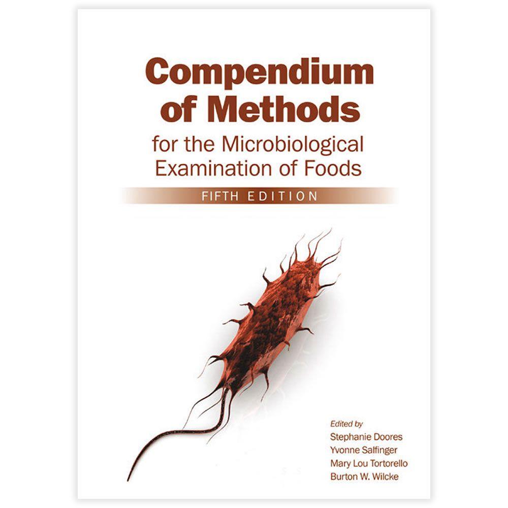 Livro - Compendium of Methods for the Microbiological Examination of Foods 5ª Edição