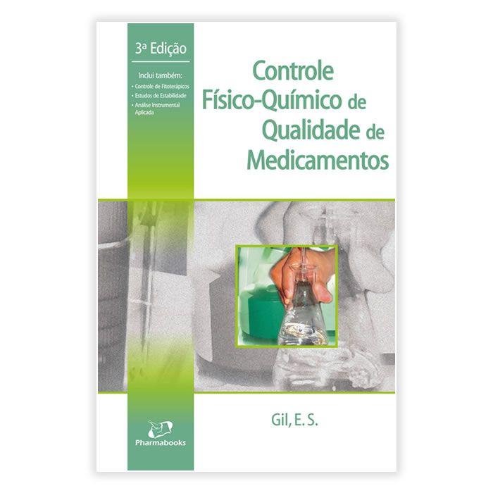 Livro - Controle Físico Químico de Qualidade de Medicamentos 3ª Edição