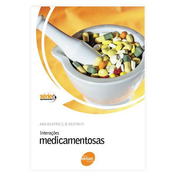Livro - Interações Medicamentosas 5ª Edição
