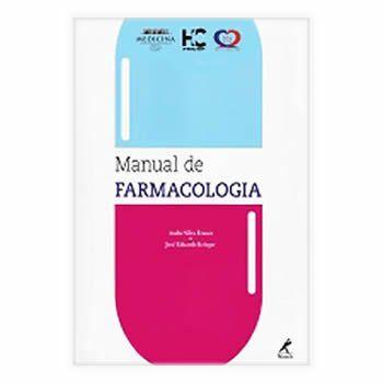 Livro - Manual De Farmacologia 1ª Edição 2016