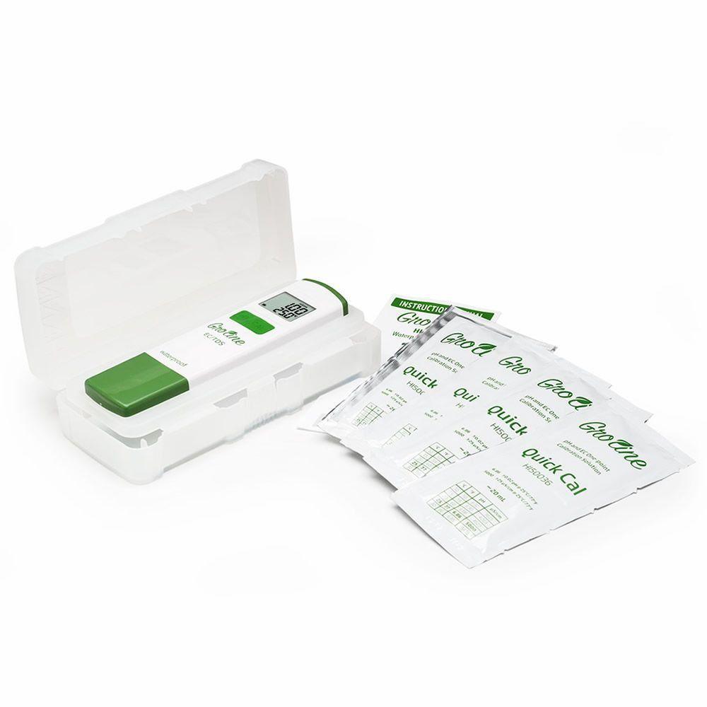 Medidor de Condutividade e TDS de Bolso Impermeável para Hidroponia Ref. HI98318